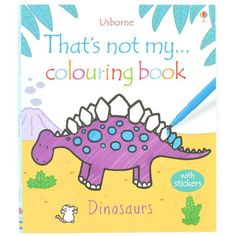 """""""Dinosaurs"""" at Wise Owl Kids Fiona Watt, Owl Kids, Dinosaur Activities, Wise Owl, Colorful Pictures, Coloring Books, Colouring, Book Lists, Childrens Books"""