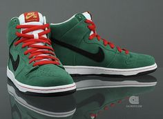 online store 379e2 5b873 Nike SB Dunk High Pro from HighSnobiety - swag