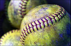 Softball, my first love <3