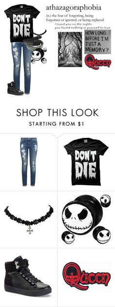 """""""get out of my head... please"""" by dragon-slayer-girl ❤ liked on Polyvore featuring Sober Is Sexy, Elodie and Juicy Couture"""