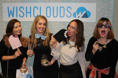 WISHCLOUDS Launch Party, October 2013