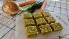 DADO VEGETALE FATTO IN CASA Ricetta Facile. Facciamo il dado vegetale naturale senza additivi e conservanti, sano e pronto all'uso per arrosti, minestre,