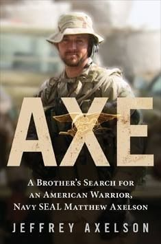 Book written by the brother of one of the Navy SEALs who died in a four-against-hundreds battle against the Taliban, as retold in Lone Survivor.. Gotta read this.