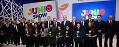 Bursa Junioshow Fuarı, BTSO, Bebe ve Çocuk Konfeksiyon Sektörü Sanayici ve İşadamları Derneği (BEKSİAD) ve TÜYAP Bursa Fuarcılık işbirliğiyle açıldı