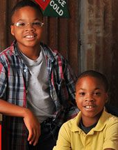 12-year-old twins Darius and Darrell are brothers seeking a loving and understanding home. Darius is friendly, talkative and energetic, likes playing with Legos, and has recently taken an interest in the guitar. Darrell is friendly, talkative and not afraid to speak his mind, with an interest in sports, art and coloring. #adoption #fostercare