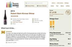 2014 Robert Stein The Kinnear Shiraz RATING: from Huon Hooke, making it one of Mudgee's best wines.