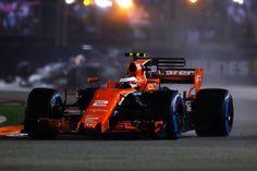 マクラーレン・ホンダ:F1シンガポールGP 決勝レポート  [F1 / Formula 1]