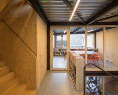DLW-architectes, Francois Dantart · DLW architecture office