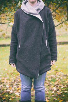 dsc_1706 Oversize Look, Turtle Neck, Sweatshirts, Sweaters, Fashion, Sewing Patterns, Nice Asses, Moda, Fashion Styles