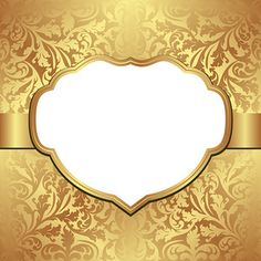 Invite guests with a Golden Wedding Invitation Golden Background, Frame Background, Paper Background, Textured Background, Vector Background, Wedding Invitation Background, Wedding Invitation Card Design, Gold Wedding Invitations, Frame Floral