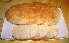 Picture of Recept - Domácí veka Czech Recipes, Hot Dog Buns, Bread, Pizza, Cooking, Czech Food, 35, Lemon, Spreads