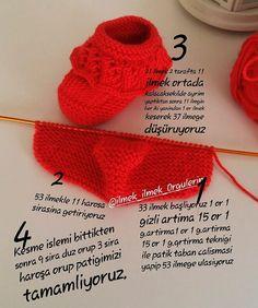 Knit Boots, Knitting Videos, Baby Knitting Patterns, Barbell, Sewing, April 14, Check, Creativity, Knits