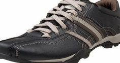 Skechers Mens Shoes, Casual Sneakers, Hiking Boots, Men's Shoes, Taupe, Trainers, December, Urban, Leather