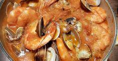 奶油蕃茄海鮮濃湯 的精彩食譜。不加麵粉更健康