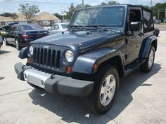"Car brand auctioned:Jeep Wrangler 4WD 2dr Sahara SAHARA.CLEAN CARFAX.AUTO.4X4.TOW HITCH.AUX. SAT RADIO. LOW MILES.18"" WHEELS View http://auctioncars.online/product/car-brand-auctionedjeep-wrangler-4wd-2dr-sahara-sahara-clean-carfax-auto-4x4-tow-hitch-aux-sat-radio-low-miles-18-wheels/"