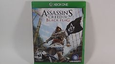 awesome Assassin's Creed IV Black Flag (Microsoft Xbox One 2013) - For Sale View more at http://shipperscentral.com/wp/product/assassins-creed-iv-black-flag-microsoft-xbox-one-2013-for-sale-8/