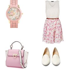 Untitled #306 by evanmonster on Polyvore featuring polyvore fashion style Charlotte Olympia Aéropostale