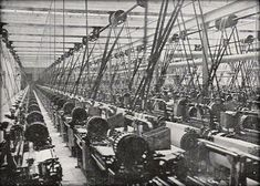 victorian london factories   Victorian Factories and the Machines of Industry: Facts and ...