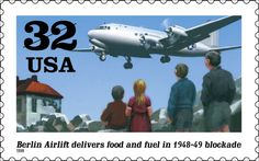 One of the first major tests of the Cold War, the Berlin Airlift overcame ideological and logistical obstacles. The 1948-49 Allied peacetime mission delivered a total of nearly 2.5 million tons of goods to Soviet-blockaded Berlin over 13 months. In May 1949, the Soviets finally lifted the blockade, proving the success of the peaceful, humanitarian mission as the dust settled in Germany.