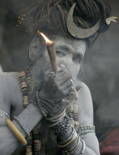 #shiva #sadhu #chillum