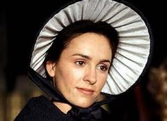 Juliet Aubrey in the BBC adaptation of George Eliot's novel, Middlemarch. Screenplay written by Andrew Davies.