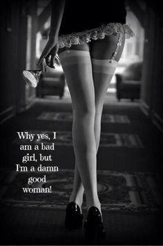 Bad girl......