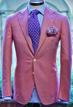 Menswear 2017: The Colors of Spring/Summer | Eredi Chiarini