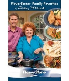 FlavorStone Recipe E Book,  recipes you can make with your non stick Flavorstone pots and pans.     http://www.thane.ca/flavorstone/