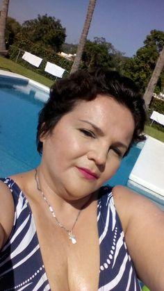 Rouss en playa manzanillo club santiago.25/12/2015