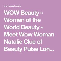 WOW Beauty » Women o