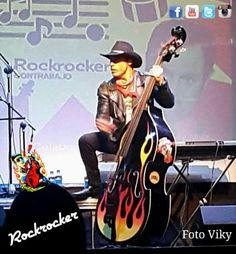 #rockrocker #arganda https://www.facebook.com/RockrockerMiguel/ https://www.instagram.com/rockrockermiguel/ https://twitter.com/miguelrockrock1 http://splendorpower.wixsite.com/rockrocker https://www.facebook.com/KikeloquilloRompeolas/ #musico #show #cine #tv #radio #accion #love #passion #tour #rock #concierto #contrabajista #fun #mylife #exito #accion #rockabilly #españa #spain #live #girl #girls #succes #lol #cute #super #top #me #guy #bad #fame #cool #fashion #gift #special #win…