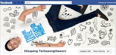 Very creative timeline cover design Creative Facebook Cover, Cool Facebook Covers, Facebook Timeline Covers, Fb Covers, Best Facebook, Facebook Humor, Facebook Header, Facebook Banner, Cover Photo Design