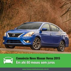 Conheça as novidades do Nissan Novo Versa e programe a compra do seu pelo consórcio. Acesse: https://www.consorciodeautomoveis.com.br/noticias/novo-nissan-versa-em-ate-80-meses-sem-juros?idcampanha=206&utm_source=Pinterest&utm_medium=Perfil&utm_campaign=redessociais