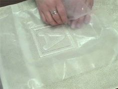 Embossed Embroidery Tutorial - Embroidery Library - Machine Embroidery Designs Inspired Project Page