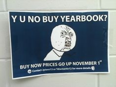Not from my school, but with 1 hour 15 minutes until November 1, I can't think of a better time to post this!