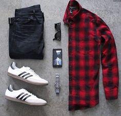 WEBSTA @ flygrids - Al Borlin really ain't so borin Mens Casual Dress Outfits, Casual Wear, Men Dress, Men Casual, Mode Outfits, Fashion Outfits, Outfit Grid, Men Style Tips, Style Men
