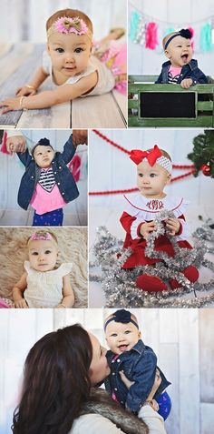 Marley | 6 Month Portraits | 2016 | Denver CO | Stacey James Photography | www.staceyjamesphotography.com |