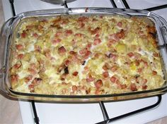 Czech Recipes, Ethnic Recipes, Lasagna, Quiche, Macaroni And Cheese, Food Porn, Food And Drink, Breakfast, Czech Food
