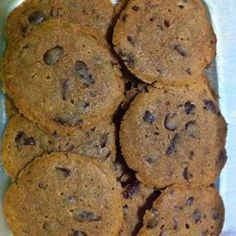 "Coffee Cookies | ""Very brownie-like, and if you let them sit a day, the coffee flavor is even more noticeable."""