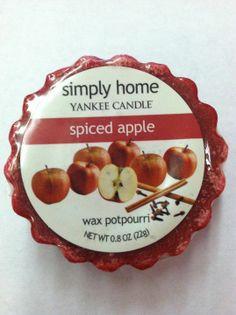 Spiced Apple (Simply Home)