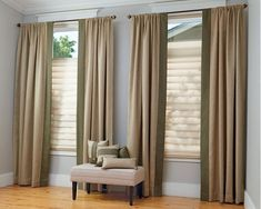 Looking for custom curtains and drapes? We've got you covered. Not only can we make custom curtains of any size specification, we also offer over a dozen drapery heading/pleating styles. To know more, visit our website. Extra Wide Curtains, Drapes Curtains, Valances, Drapery Fabric, City Blinds, Modern Roman Shades, Aluminum Blinds, Custom Made Curtains, Cleaning Blinds
