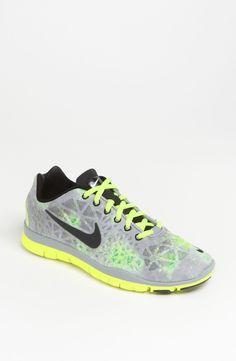 newest 0644c 615db Nike Free TR Fit 3 Print Training Shoe (Women)  Nordstrom Nike Free Runs