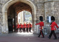 Life Guards and Grenadier Guards, Windsor 2013 #1780