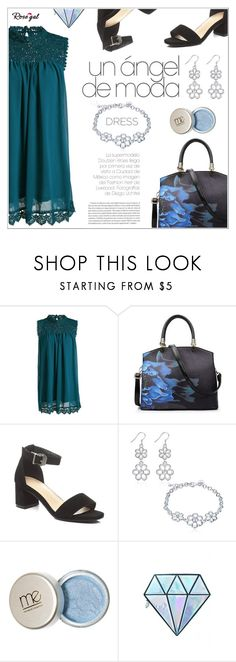 """RoseGal #41"" by shambala-379 ❤ liked on Polyvore featuring Unicorn Lashes and dreamydresses"