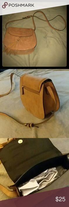 Crossbody bag New, never used crossbody bag. Medium sized. Bags Crossbody Bags