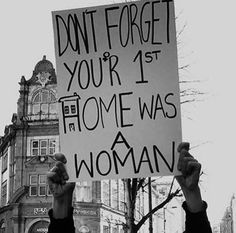 Send us your Image and reason for being a Feminist to get Featured in a Post. Feminist Af, Feminist Quotes, The Words, Collective Identity, Protest Signs, Protest Art, Power To The People, Girls Be Like, Powerful Women