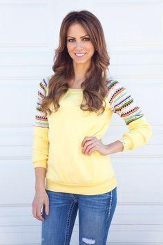 Spring Sweater {Jane Deals}