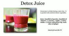 Detox Juice | Flickr - Photo Sharing!