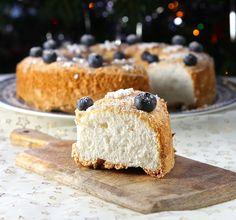 Gluten Free Alchemist: Angel Cake (gluten free, dairy free)