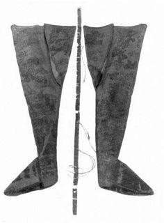 Hose of Heinrich III - silk hose of emperor Heinrich III (+1056) located in Speyer Dom